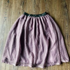 Cute full lacy Modest skirt